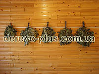 Віник для сауни Дуб звичайний (по 20шт), фото 1