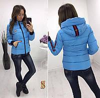 Женская куртка М Пчела