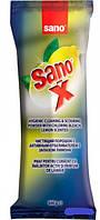 Порошок для чистки Sano X с хлором 600 г сменная упаковка