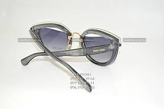 Miu Miu №56 Солнцезащитные очки, фото 2