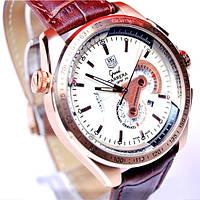 Мужские кварцевые часы Tag Heuer Grand Carrera Calibre 36 TA5404, фото 1