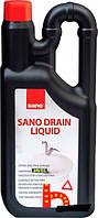 Средство для очистки водостоков Sano Drain Liquid 1 л