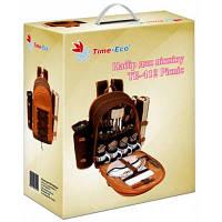 Набор для пикника Time Eco 412 Picnic (9822251280199) поліестер, 4