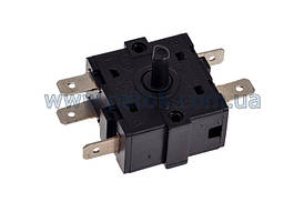 Переключатель режимов 16A 250V для обогревателя