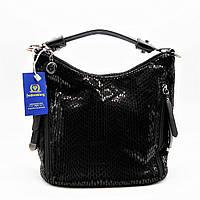 Женская сумка из искусственной кожи черного цвета GВT-764837, фото 1
