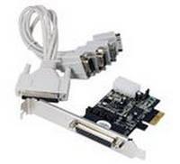 STLab PCI-E - 4xCOM