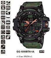 Часы Casio G-SHOCK GG-1000BTN-1AER оригинал
