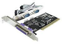 STLab PCI - 2xCOM, LPT
