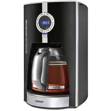 Капельная кофеварка Zelmer CM1001D (ZCM1111X), фото 2
