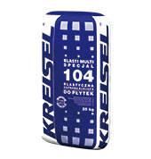Эластичный универсальный клей для плитки 104  ELASTI MULTI SPECJAL 104 Крайзель (Kreisel) 25 кг