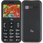Мобильный телефон FLY EZZY 9 Dual SIM Black
