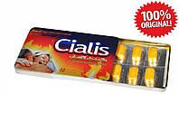 """Препарат для повышения потенции """"Cialis"""" (Сиалис), 10 шт."""
