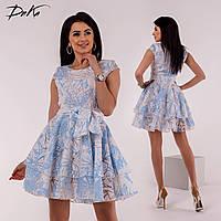 Женское Платье из органзы