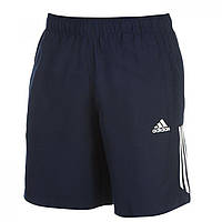 Шорты Adidas 3 Stripe Chelsea Navy/Carb - Оригинал, фото 1