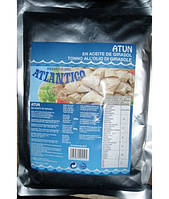 Тунец в подсолнечном масле Rediso del Atlantico 1кг