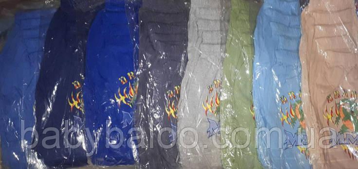 Хлопковые шорты для мальчика (от 3 до 7 лет), фото 2