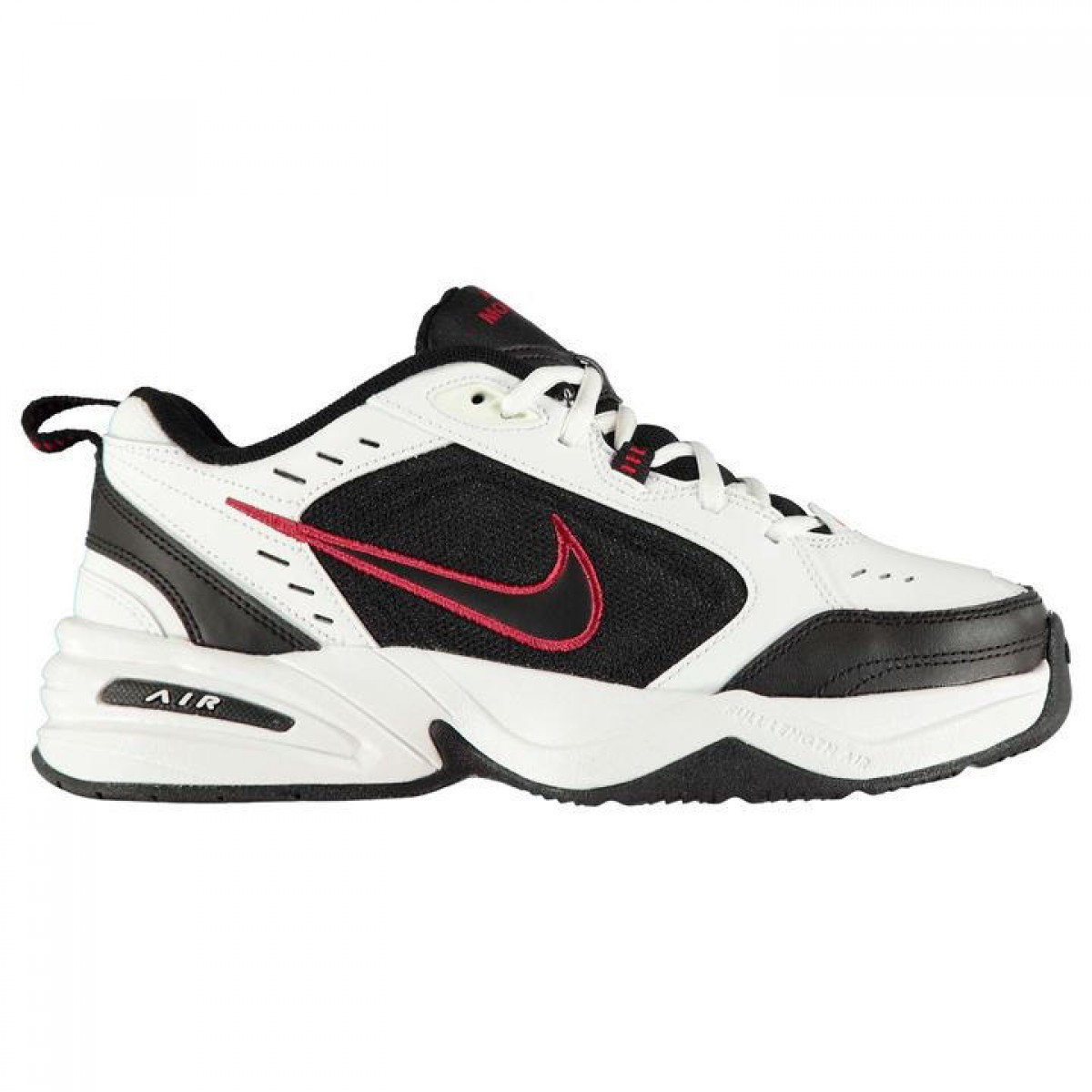 Кроссовки Nike Air Monarch White Black Red - Оригинал - FAIR - оригинальная  одежда 84552681712