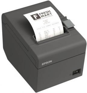 Принтер чеков Epson TM-T20II Ethernet+USB
