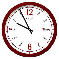 Годинники настінні Rikon 1751 PIC Picture-G