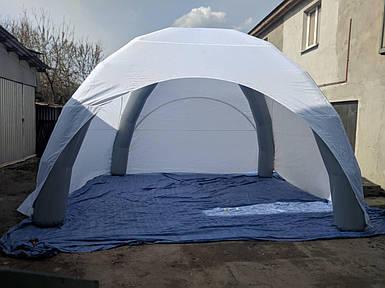 Надувной шатёр.