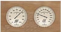 Термометр Гигрометр для сауны, для бани ТГС 7 горизонтальный
