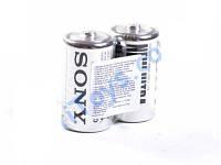 Батарейки SONY Бочка большая R20