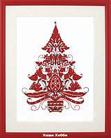 """Набор для вышивания крестом ВТ-214 """"Дерево жизни"""""""