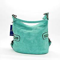 Симпатичная женская сумочка мятного цвета PPQ-065082, фото 1