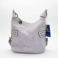 Симпатичная женская сумочка сиреневого цвета PPQ-065099, фото 1