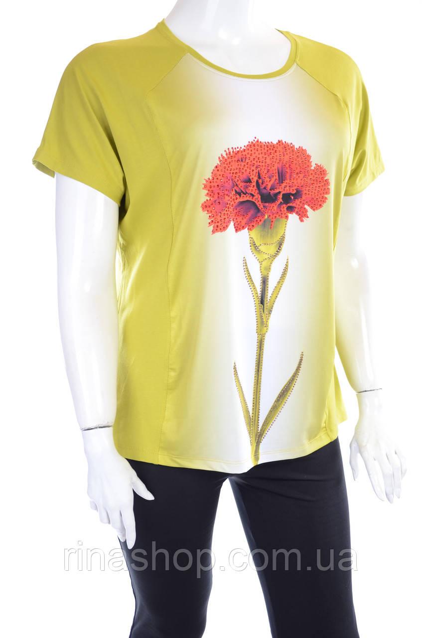 Женская футболка 6075