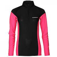 Лонгслив Muddyfox Cycling  Jersey Black/Pink - Оригинал