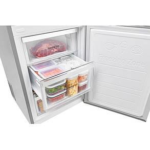 Холодильник LG GBB60PZFZS, фото 2