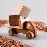 """Машинка деревянная """"Самосвал"""""""
