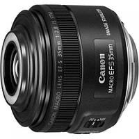 Объектив Canon EF-S 35mm f/2.8 IS STM Macro (2220C005)