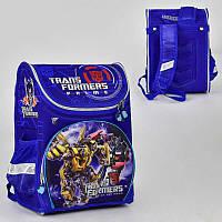 Рюкзак школьный N 00156 (30) 2 кармана, спинка ортопедическая, ножки пластиковые