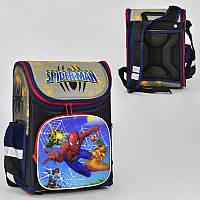 Рюкзак школьный N 00176 (30) 2 кармана, спинка ортопедическая, ножки пластиковые