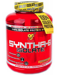 Протеин BSN Syntha 6 Isolate 1800 g