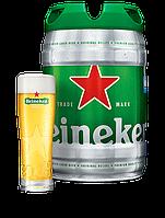 Пиво Heineken светлое 4,4% ж/б 5л