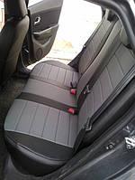 Авточехлы в автомомиль на сиденья из Кож-винила, Автоткани  Джили СК / Geely CK / Geely Otaka / Gleagle CK