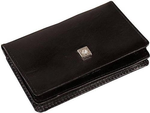 Кожаный чехол для визиток (визитница) Verus (Верус) 14A PAR черный, 14B PAR коричневый, 14R PAR красный