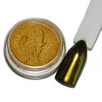 Зеркальный блеск 1 гр №1 золото GRACE