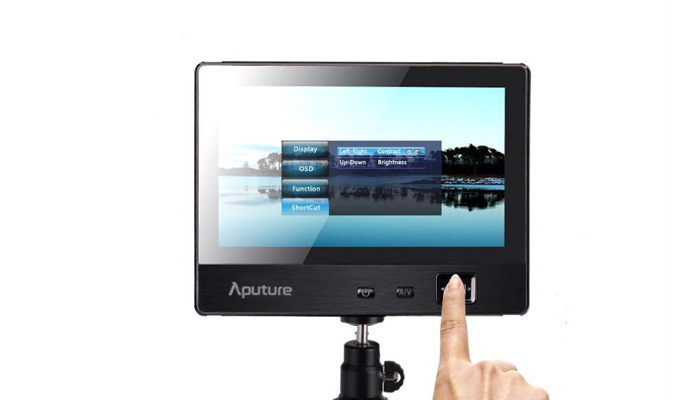 Накамерный монитор Aputure V-Screen VS-1 (VS-1) - zaDeshevo.com.ua в Киеве