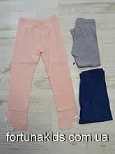 Трикотажные лосины для девочек Glo-story 110-160 p.p.