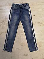 Джинсовые брюки для девочек оптом, Lemon tree , 8-16 рр., фото 1