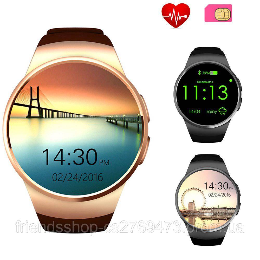 Смарт годинник Smart Watch KW18 -