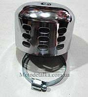 Фильтр нулевого сопротивления диаметр 35мм с колпаком.