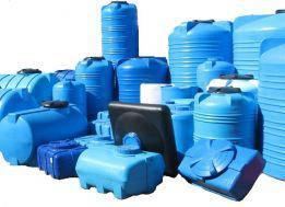 Баки та інші ємності для чистої води, харчової і хімічної продукції. баки для душу.