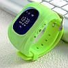 Дитячі розумні годинник Q50 з GPS-трекером | SMART BABY WATCH Q50 GPS LCD, фото 6
