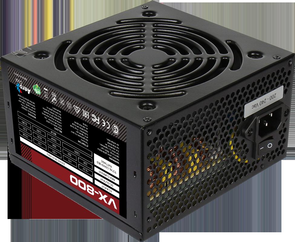 Блок питания Aerocool 800W VX-800