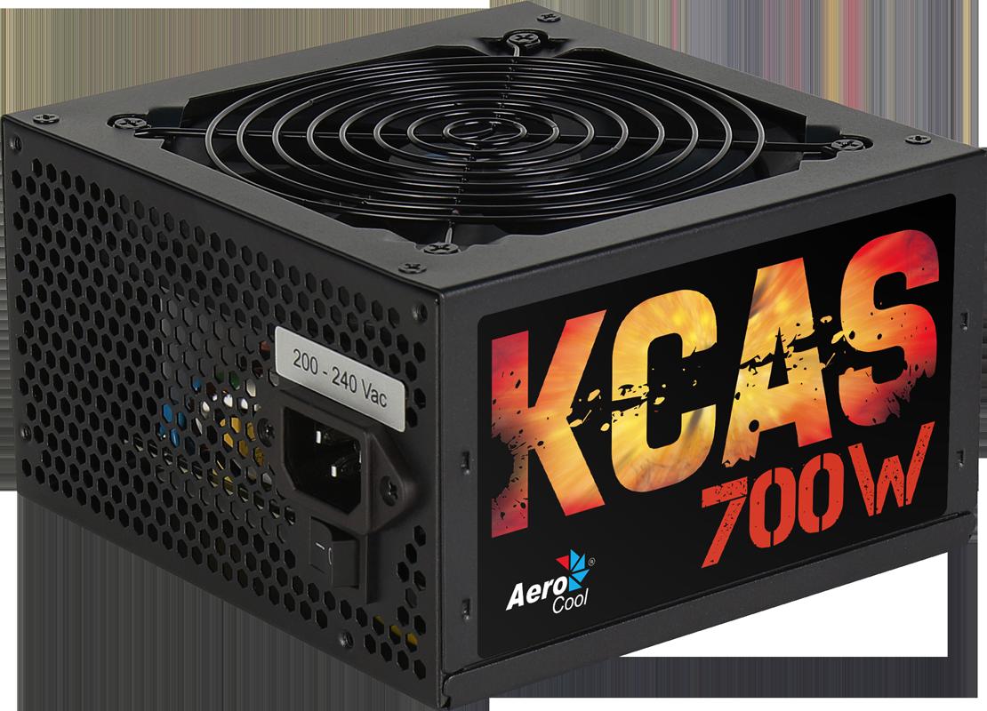 Блок питания Aerocool 700W KCAS-700 (ACPB-KC70AEC.11)
